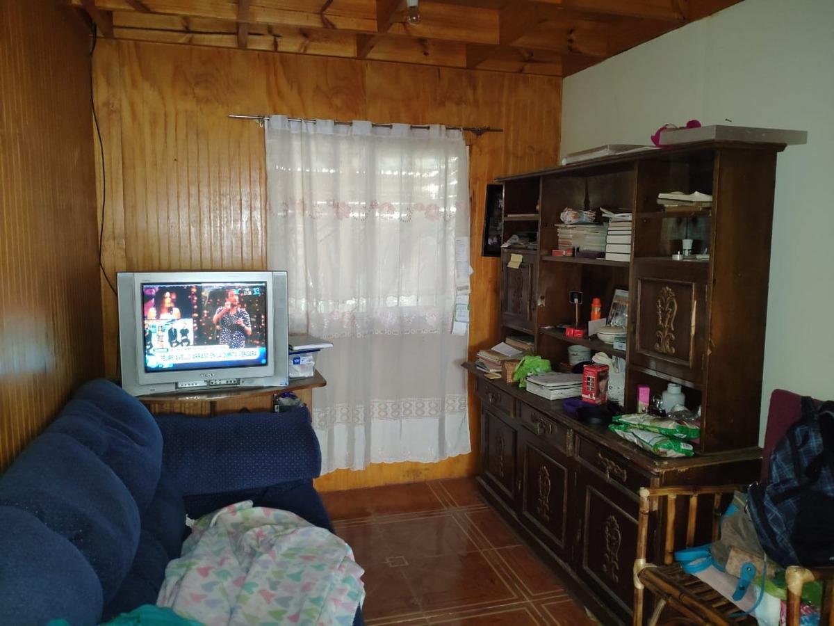 casa chillan excelente ubicación. casa 2 pisos, 35 m2 c/piso