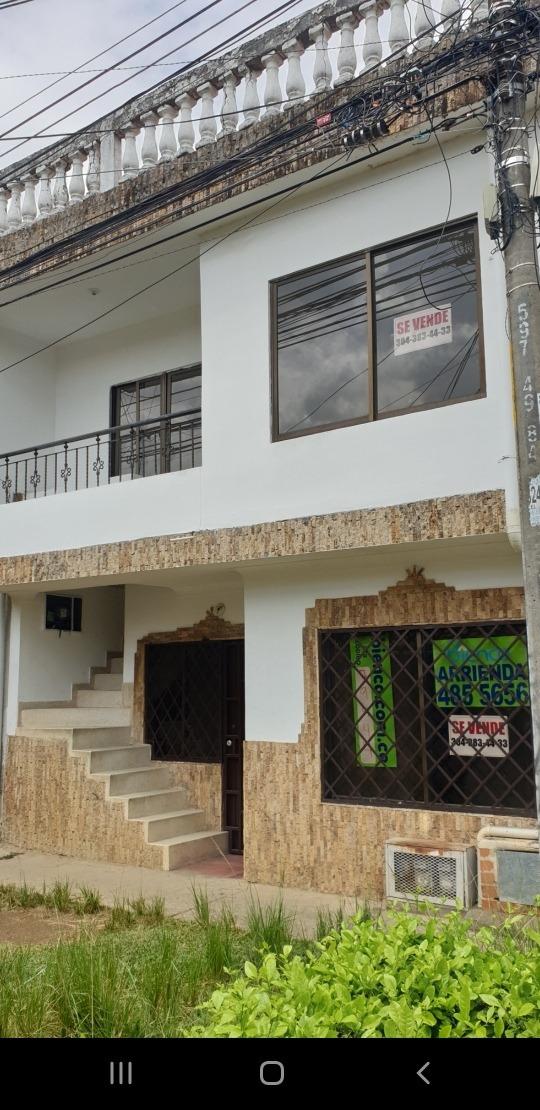 casa ciudadela comfandi, 2 plantas amplia terraza