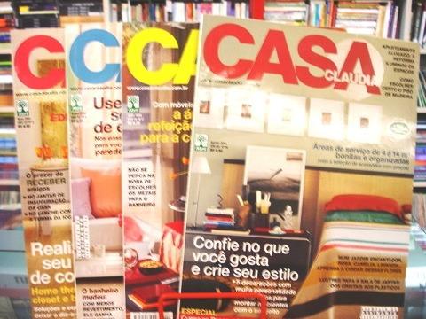 casa claudia revistas