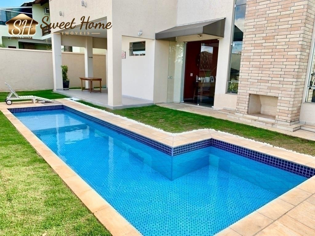 casa clean e moderna estilo loft - sh1548