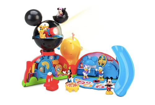 casa club mickey mouse y sus amigos