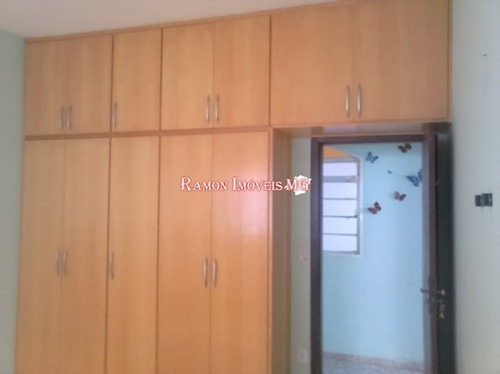 casa col. 3qts 1st + apto 3qts escritório girassol gbhte-mg