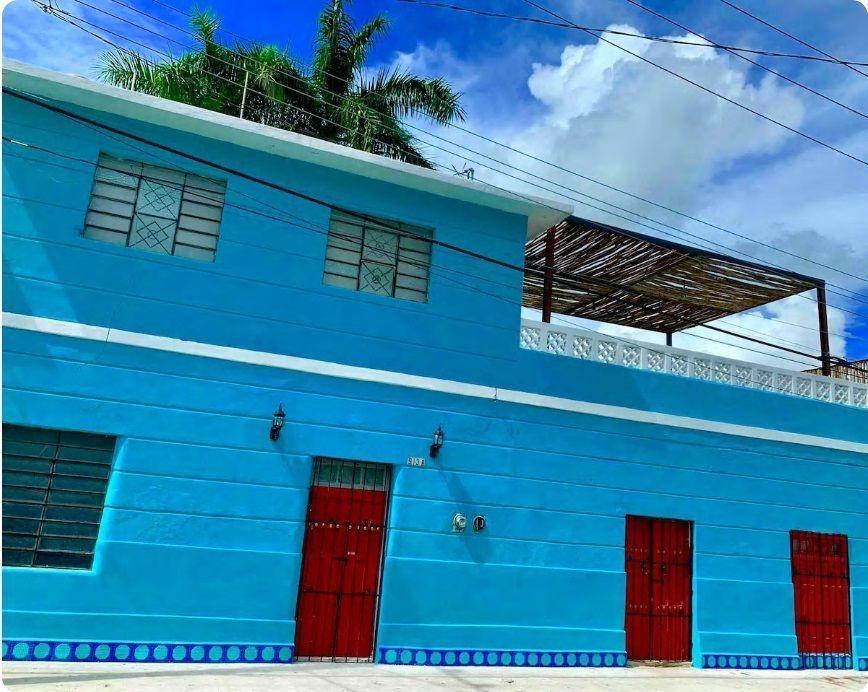 casa  colonial en el centro de mérida, totalmente amueblada