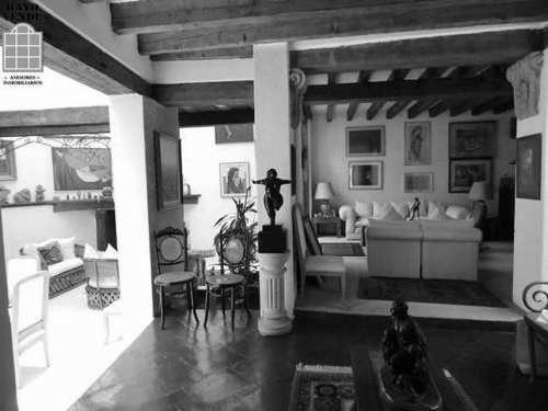 casa colonial en renta pedregal