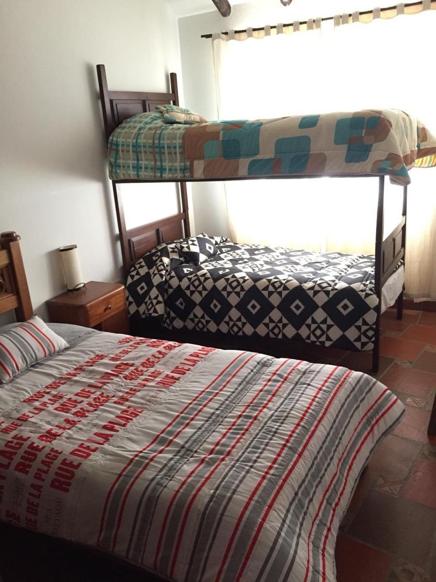 casa colonial para arriendo temporal para 1 a 12 personas