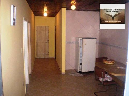 casa com 02 dormitórios, 02 cozinhas, )6 vagas de garagem  residencial à venda, jardim rio praia, bertioga. - ca0060