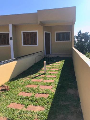 casa  com 02 dormitório(s) localizado(a) no bairro campestre em são leopoldo / são leopoldo  - 4850