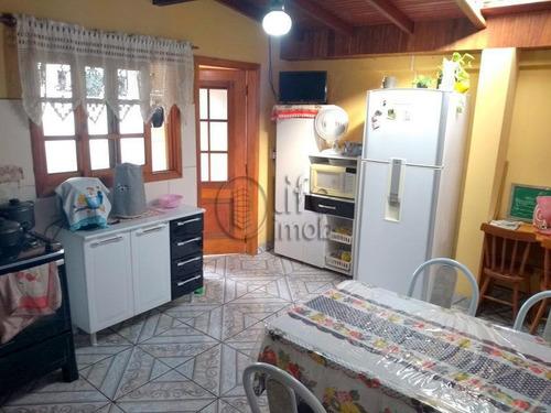 casa  com 02 dormitório(s) localizado(a) no bairro fião em são leopoldo / são leopoldo  - 4771