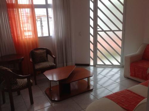 casa com 03 dormitórios, sendo 01 suíte, mobiliada, 168,49 m², a 350 metros do beira mar shopping - 29-im286949