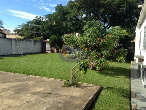 casa com 03 dormitórios à venda e locação fixa, 240 m² por r$ 600.000,00 - bairro porto do carro - cabo frio/rj - ca0690