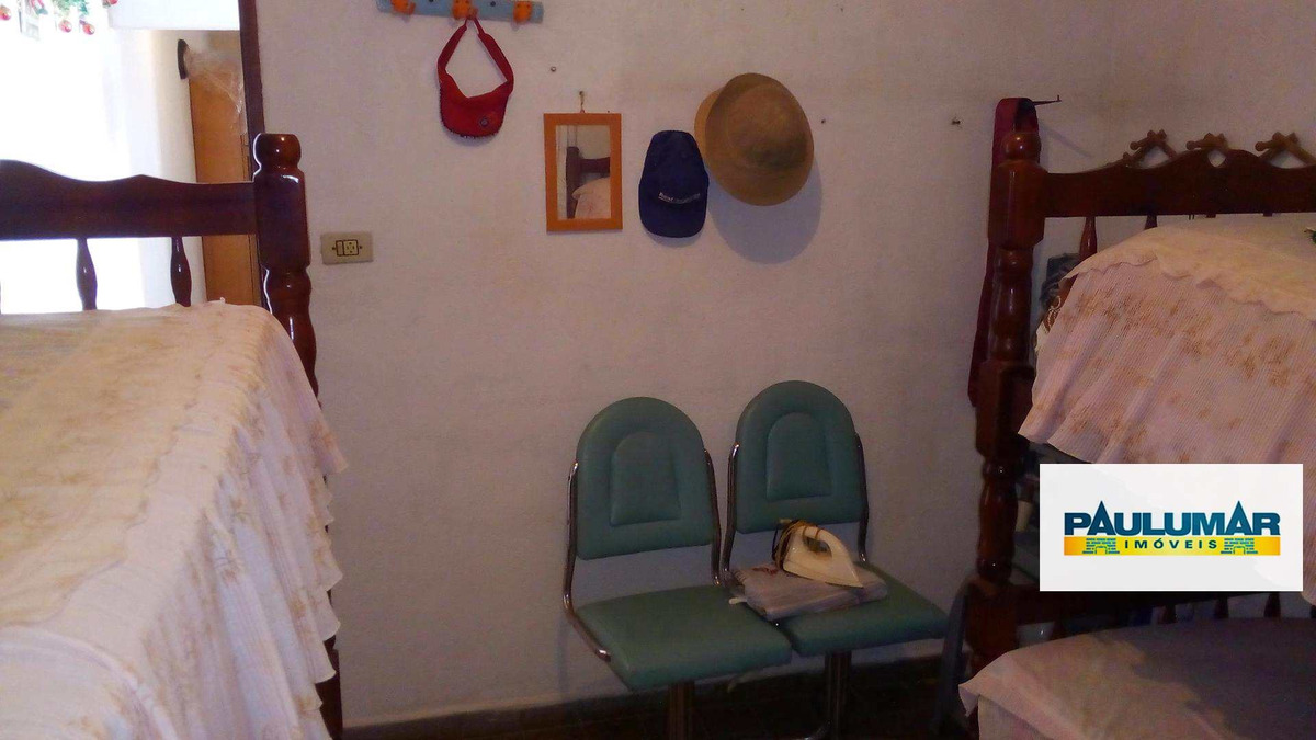 casa com 1 dorm, agenor de campos, mongaguá - r$ 150 mil, cod: 828385 - v828385