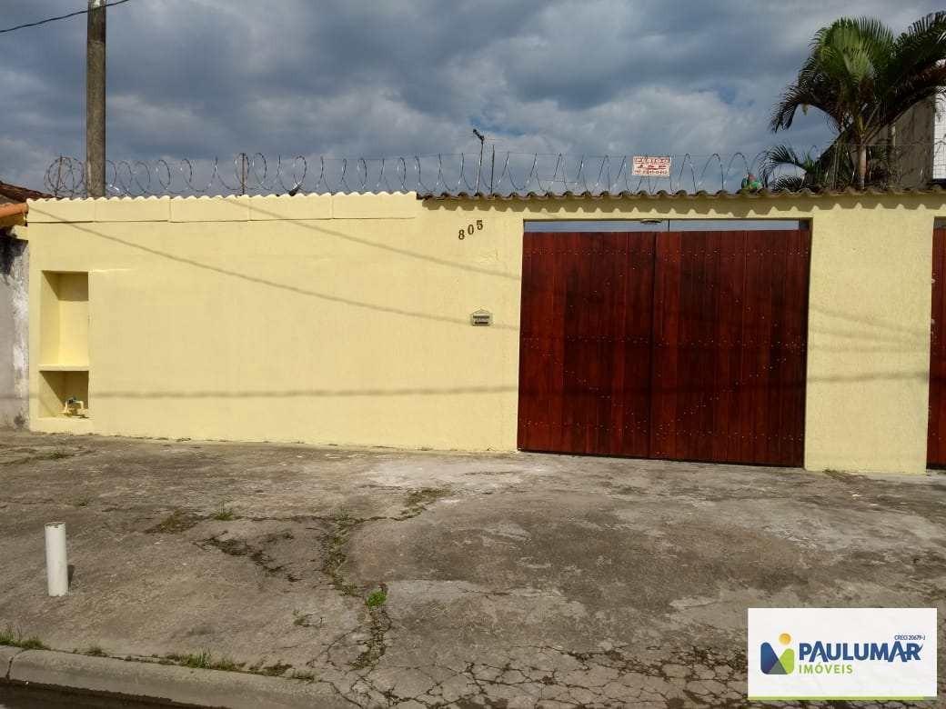 casa com 1 dorm, balneário itaguai, mongaguá - r$ 170 mil, cod: 829007 - v829007
