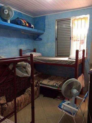 casa com 1 dorm, caiçara, praia grande - r$ 110.000,00, 32m² - codigo: 370101 - v370101