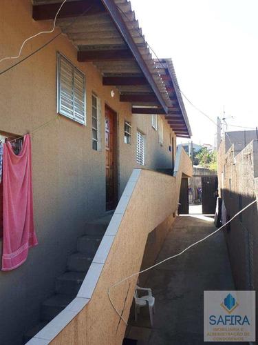 casa com 1 dorm, estância fraternidade, itaquaquecetuba, 0m² - codigo: 846 - a846