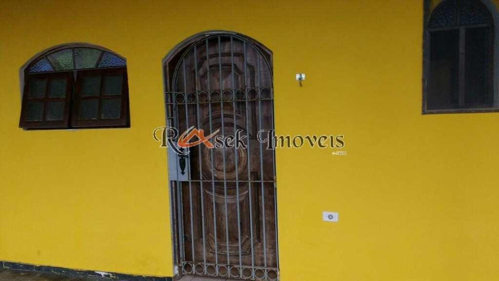 casa com 1 dorm, gaivotas, itanhaém - r$ 140 mil, cod: 45 - v45