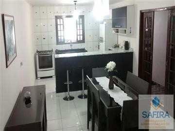 casa com 1 dorm, jardim obelisco, poá - r$ 300.000,00, 0m² - codigo: 124 - v124