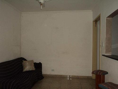 casa com 1 dorm, maracanã, praia grande - r$ 280.000,00, 49m² - codigo: 329801 - v329801