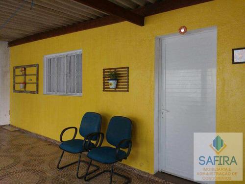 casa com 1 dorm, vila arizona, itaquaquecetuba - r$ 280.000,00, 0m² - codigo: 626 - v626