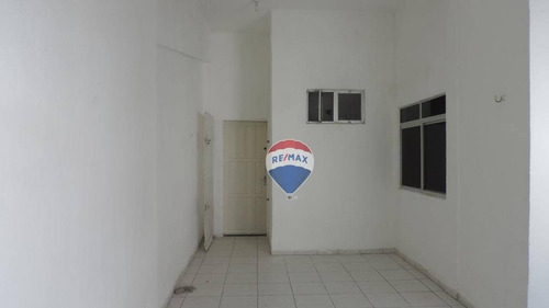 casa com 1 dormitório com garagem para alugar, 65 m² por r$ 850/mês - cidade 2000 - fortaleza/ce - ca0045