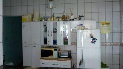 casa com 1 dormitório e terreno  de 274 m², itanhaém-sp!