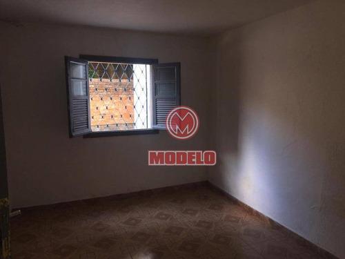 casa com 1 dormitório para alugar, 25 m² por r$ 500,00/mês - alto - piracicaba/sp - ca2717