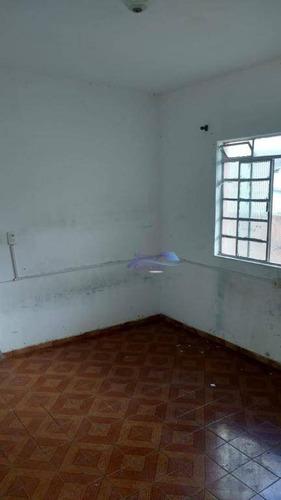 casa com 1 dormitório para alugar, 30 m² por r$ 500/mês - sapopemba - são paulo/sp - ca0029