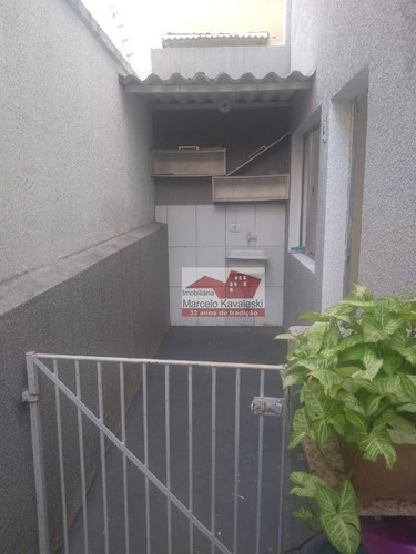 casa com 1 dormitório para alugar, 35 m² por r$ 1.100/mês - ipiranga - são paulo/sp - ca0790