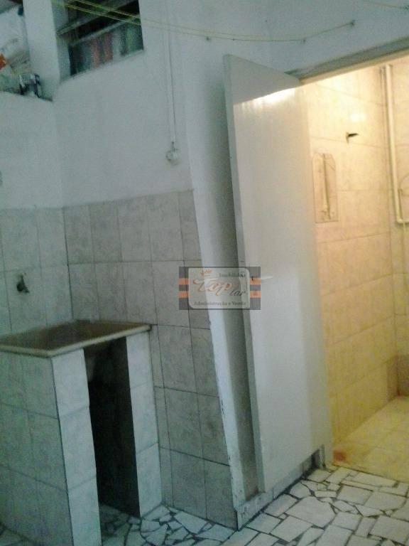 casa com 1 dormitório para alugar, 35 m² por r$ 600/mês - jardim cidade pirituba - são paulo/sp - ca0338