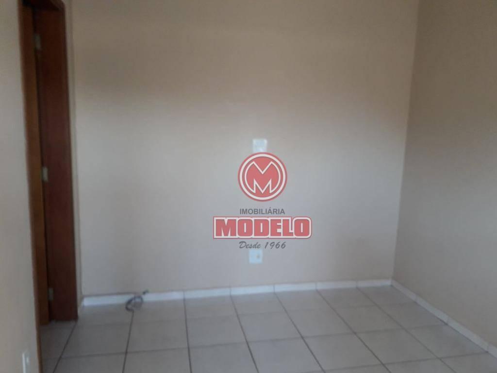 casa com 1 dormitório para alugar, 35 m² por r$ 680,00/mês - centro - piracicaba/sp - ca1481