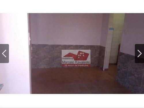casa com 1 dormitório para alugar, 40 m² por r$ 1.100/mês - ipiranga - são paulo/sp - ca0804