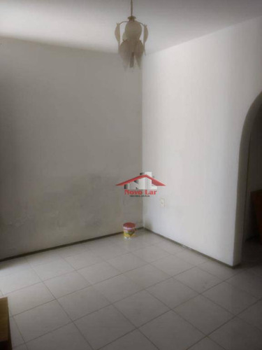 casa com 1 dormitório para alugar, 40 m² por r$ 900,00/mês - aldeota - fortaleza/ce - ca0211