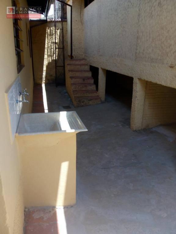 casa com 1 dormitório para alugar, 40 m² por r$ 925,00/mês - parque cecap - valinhos/sp - ca0418