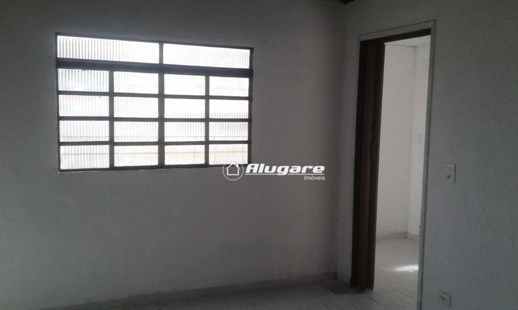 casa com 1 dormitório para alugar, 400 m² por r$ 800,00/mês - picanco - guarulhos/sp - ca0285