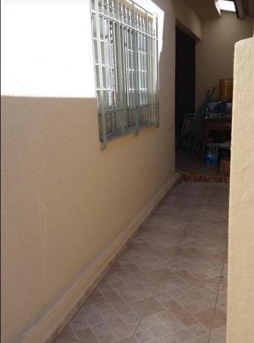 casa com 1 dormitório para alugar, 50 m² - vila milton - guarulhos/sp - ca1898