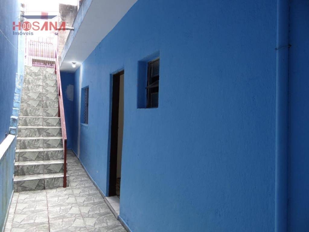 casa com 1 dormitório para alugar, 55 m² por r$ 650/mês - vera tereza - caieiras/sp - ca0632