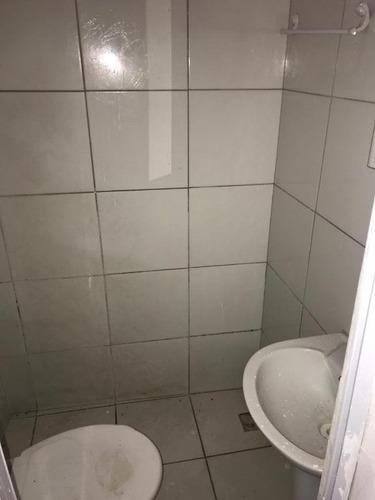 casa com 1 dormitório para alugar, 70 m² por r$ 450/mês - tauape - fortaleza/ce - ca1348