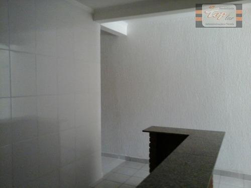 casa com 1 dormitório para alugar, 80 m² por r$ 900/mês - jardim cidade pirituba - são paulo/sp - ca0169