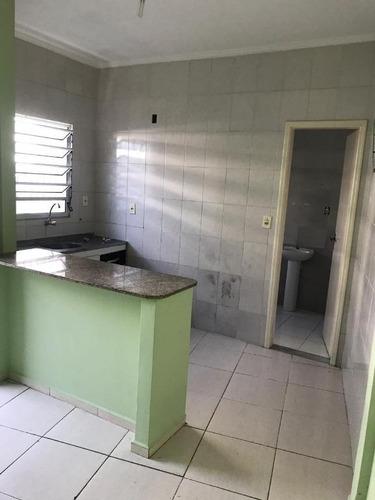 casa com 1 dormitório para alugar por r$ 1.000/mês - jardim aliança - guarulhos/sp - ca0284