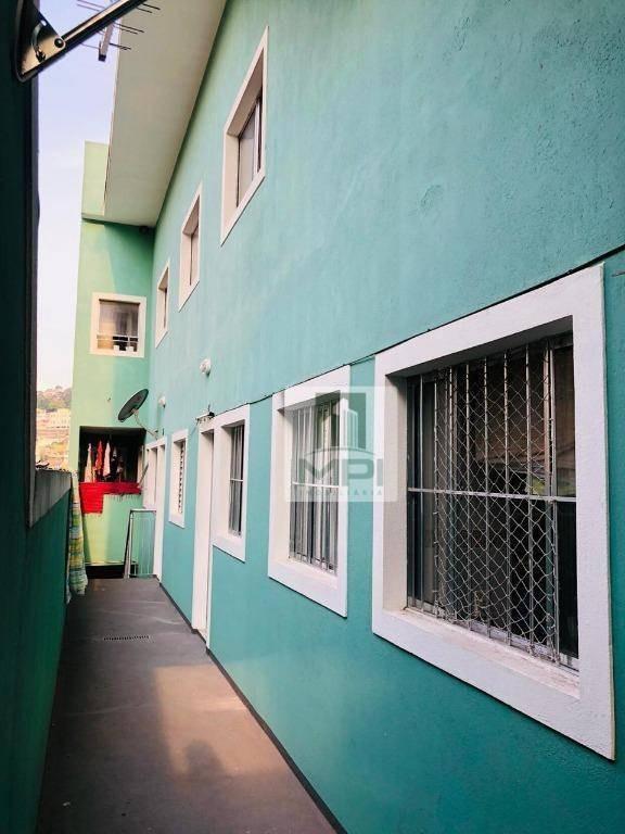 casa com 1 dormitório para alugar por r$ 800/mês - jardim peri - são paulo/sp - ca0225