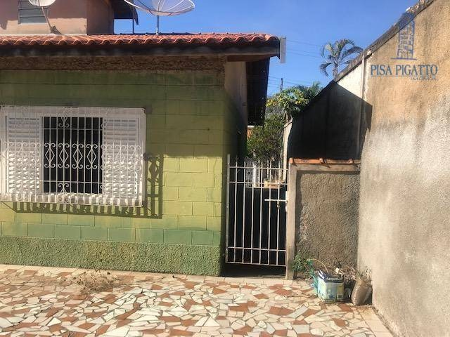 casa com 1 dormitório à venda, 100 m² por r$ 350.000 - jardim primavera - paulínia/sp - ca2110