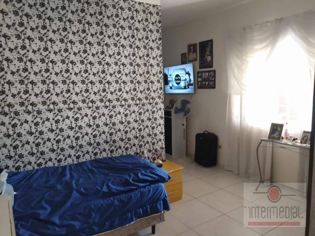 casa com 1 dormitório à venda, 132 m² por r$ 330.000 - de lorenzi - boituva/sp - ca1962