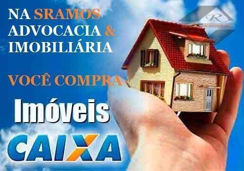 casa com 1 dormitório à venda, 139 m² por r$ 179.580,52 - jardim ana rosa - taubaté/sp - ca0931