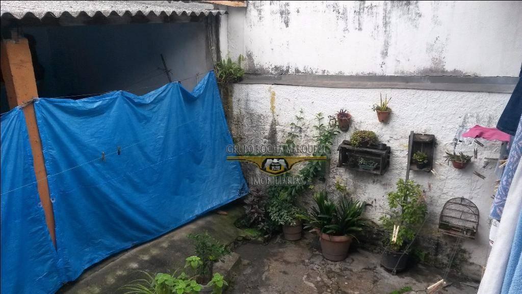 casa com 1 dormitório à venda, 150 m² por r$ 350.000,00 - vila nhocune - são paulo/sp - ca0414