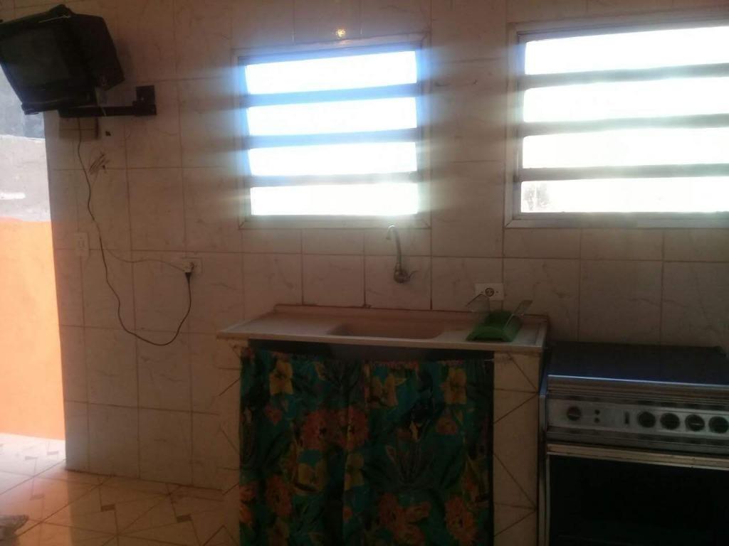 casa com 1 dormitório à venda, 160 m² - chácara cabuçu - guarulhos/sp - ca2060