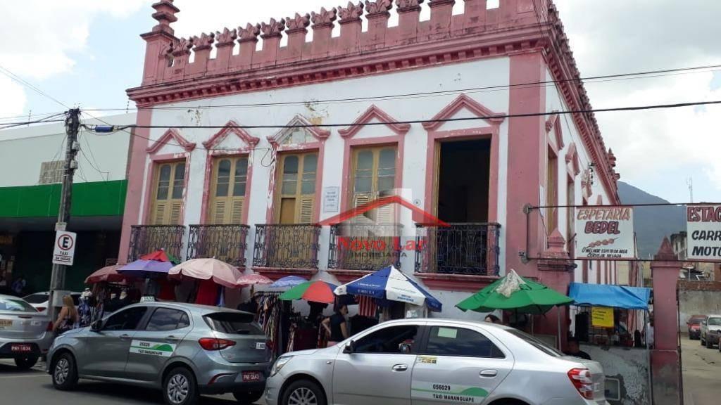 casa com 1 dormitório à venda, 346 m² por r$ 2.800.000 - centro - maranguape/ce - ca0215