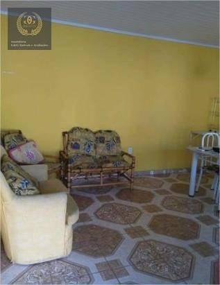 casa com 1 dormitório à venda, 36 m² por r$ 68.000 - itapuã - viamão/rs - ca0553