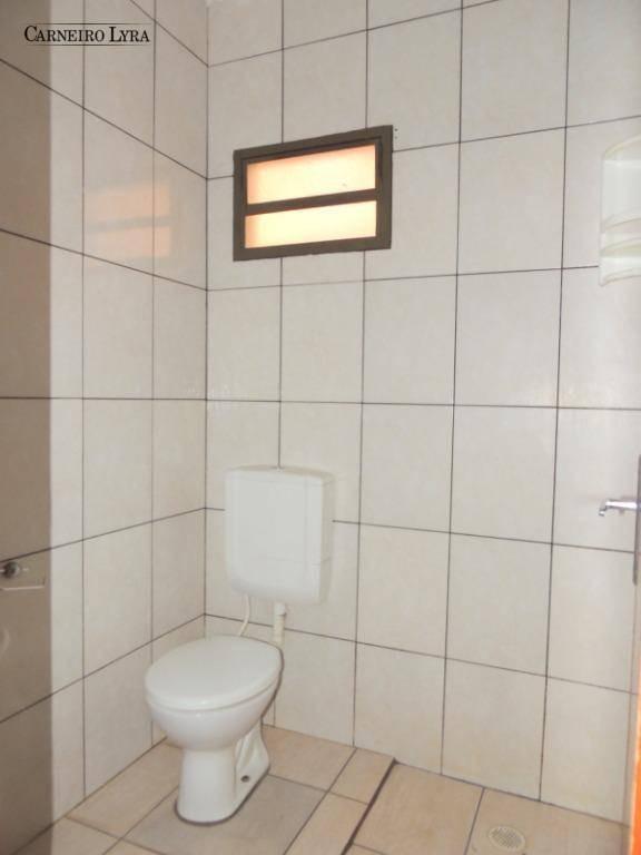 casa com 1 dormitório à venda, 42 m² por r$ 133.000,00 - jardim joão ballan ii - jaú/sp - ca0488