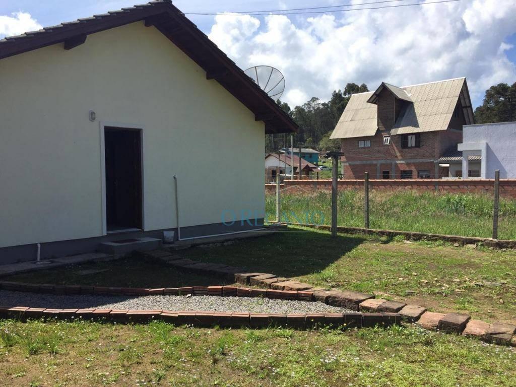 casa com 1 dormitório à venda, 45 m² por r$ 320.000,00 - são luiz - canela/rs - ca0365