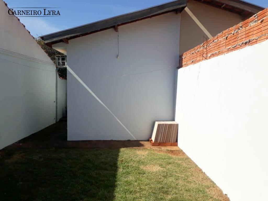 casa com 1 dormitório à venda, 80 m² por r$ 160.000 - chácara ferreira dias - jaú/sp - ca0672