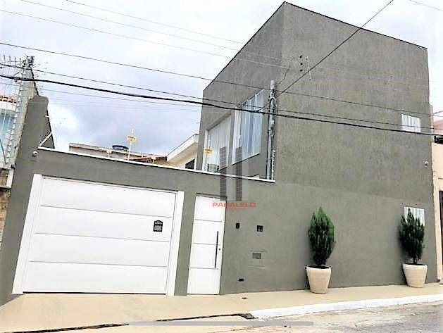 casa com 1 dormitório à venda, 98 m² por r$ 690.000 - vila prudente - são paulo/sp - ca0251